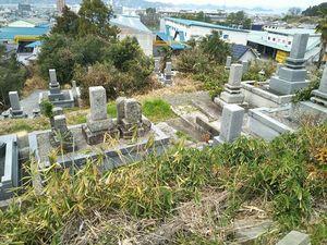松山市営 馬木墓地_5217