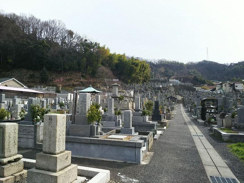 松山市営 天徳寺境外墓地_5238