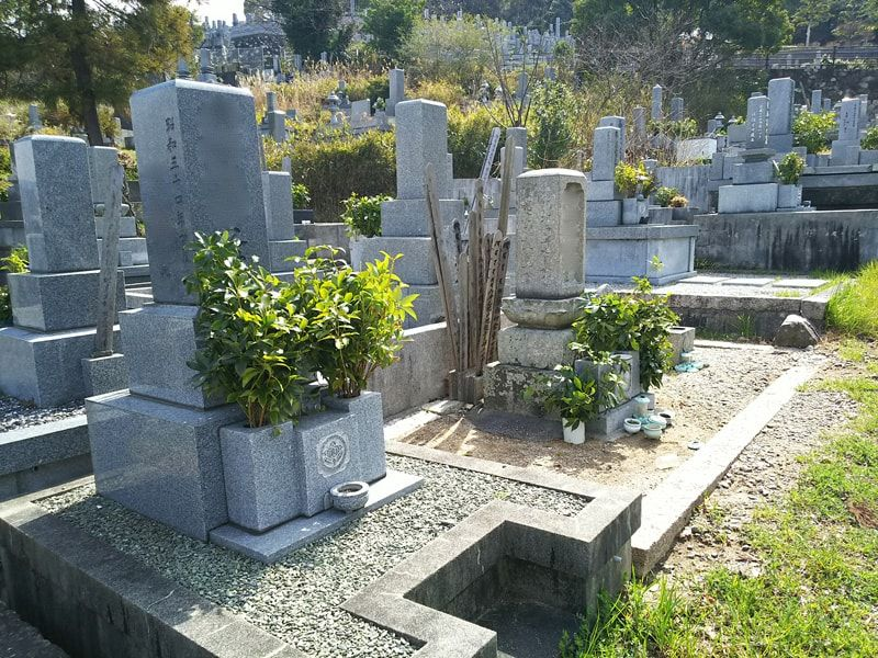 松山市営 宝塔寺境外墓地_5267