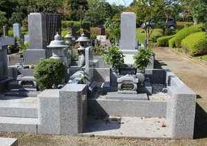 藤沢市営 大庭台墓園_5296