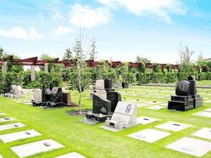 川越フォーシーズンメモリアル 芝生墓所