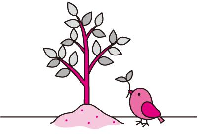 樹木葬〜美しい樹木と一体になれる〜