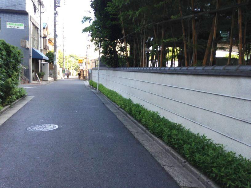 青山霊園11