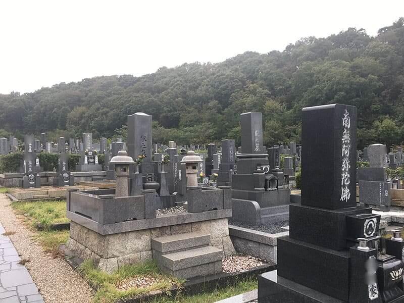 各務原市営 公園墓地 瞑想の森_5776