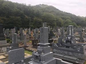 各務原市営 公園墓地 瞑想の森_5777