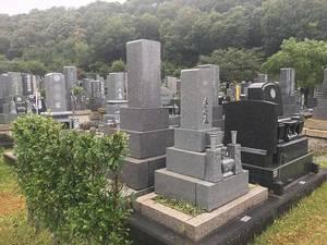 各務原市営 公園墓地 瞑想の森_5778