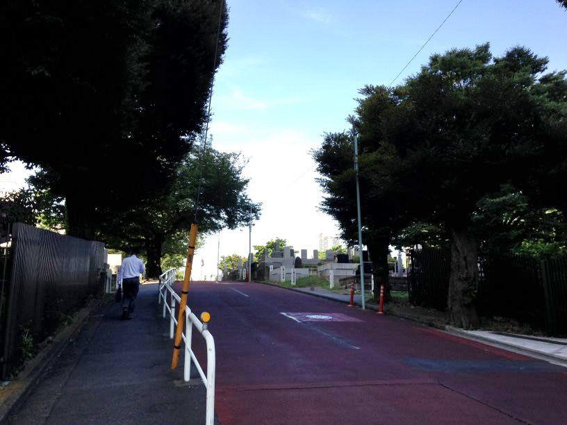青山霊園13