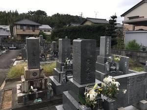 羽島市営 大浦三ツ屋霊園_5801