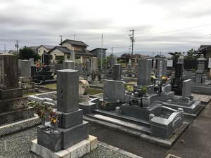 羽島市営 駒塚墓地_5816