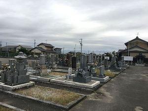 羽島市営 駒塚墓地_5817