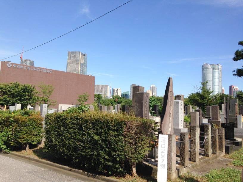 青山霊園17