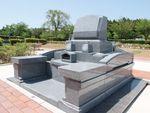 牛久浄苑のお墓例(洋型墓石)