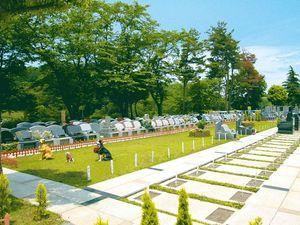 森林湖畔霊苑 ペットと一緒に眠れる墓地