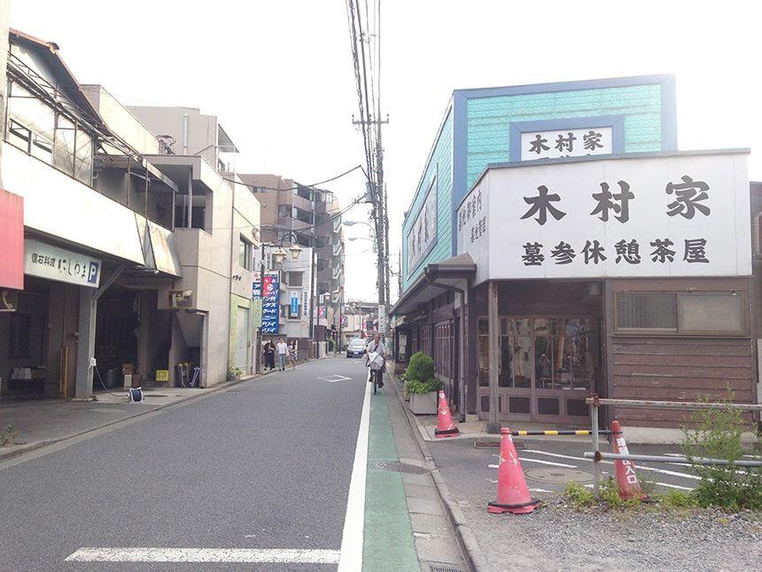 多磨霊園7