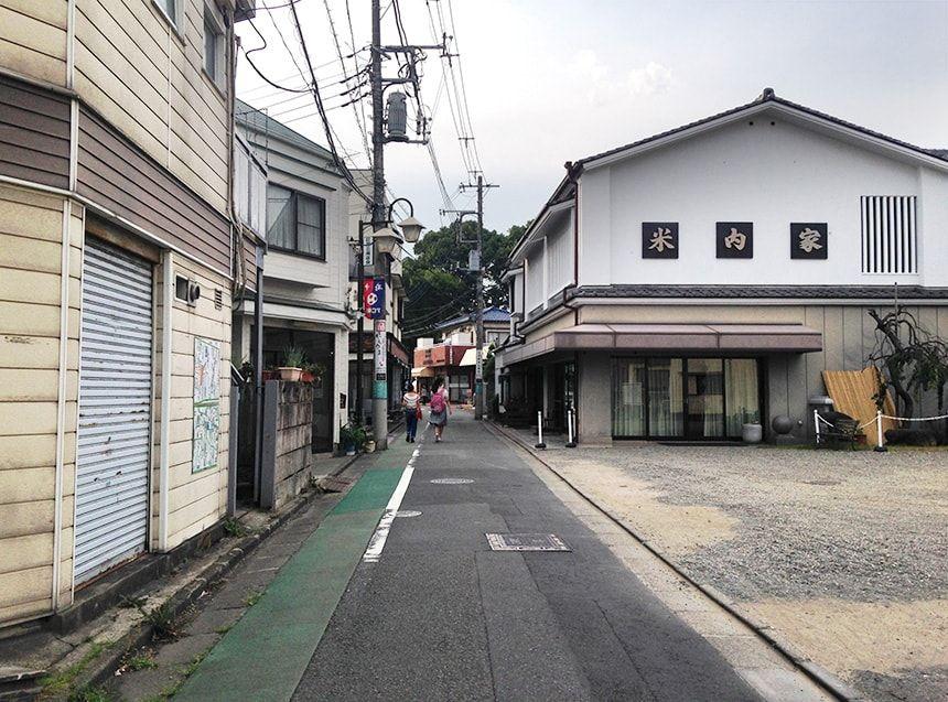 多磨霊園8