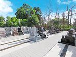 川口光輪メモリアルの墓所