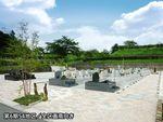 地産霊園の墓石区画