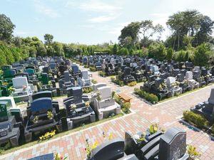 メモリアルパーク川口山王のお墓区画