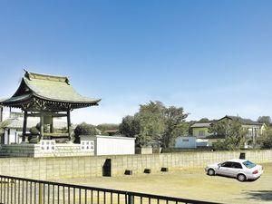 武野山吉祥院の駐車場