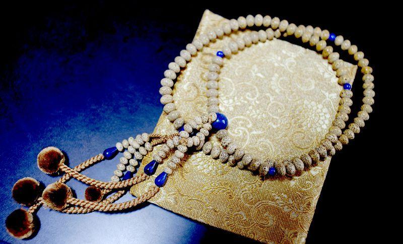 日蓮宗数珠