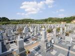 大阪枚方霊苑の墓域雰囲気