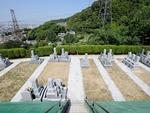 野崎霊園のお墓雰囲気