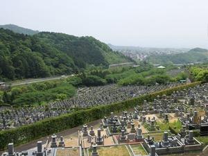 京都霊園の全体イメージ