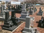 江南霊苑の墓地雰囲気