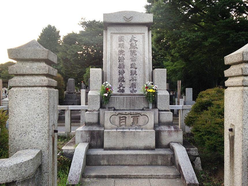 雑司ヶ谷霊園13