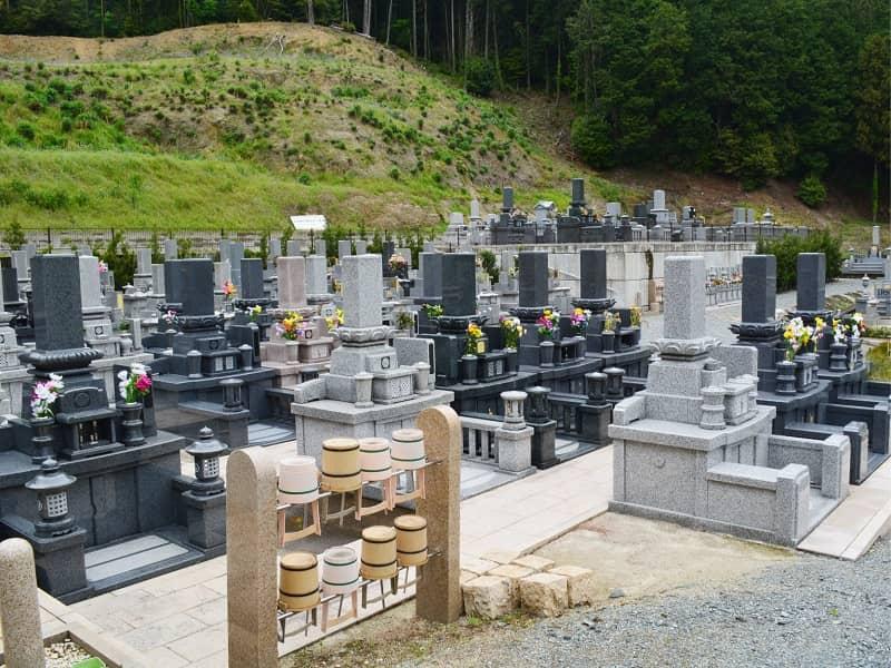 志摩富士見霊園のお墓区画