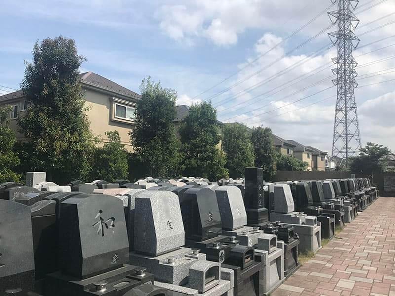 メモリアルガーデン三鷹墓域