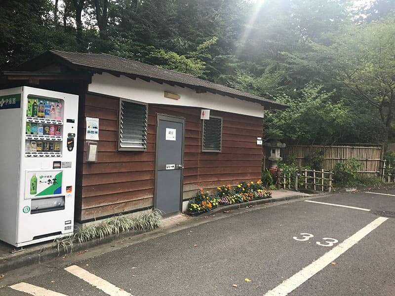 町田いずみ浄苑フォレストパークお手洗い