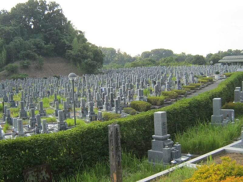 橿原市営 香具山墓園
