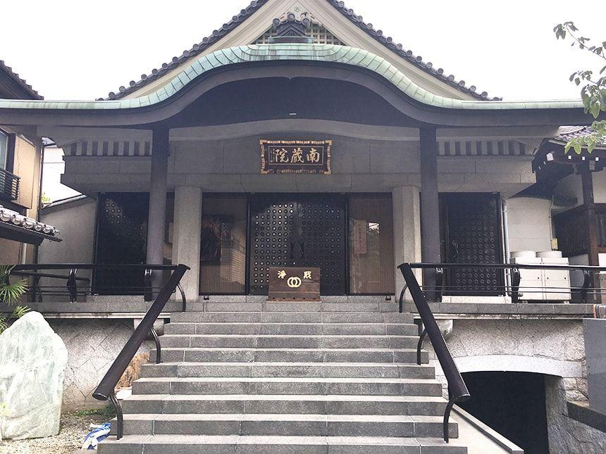神楽坂霊園6