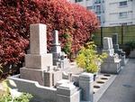 長巌寺墓苑