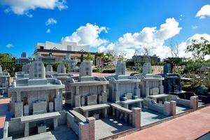 宮古島メモリアルパークのお墓一覧