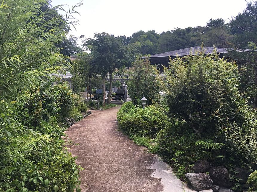 武蔵岡霊園7