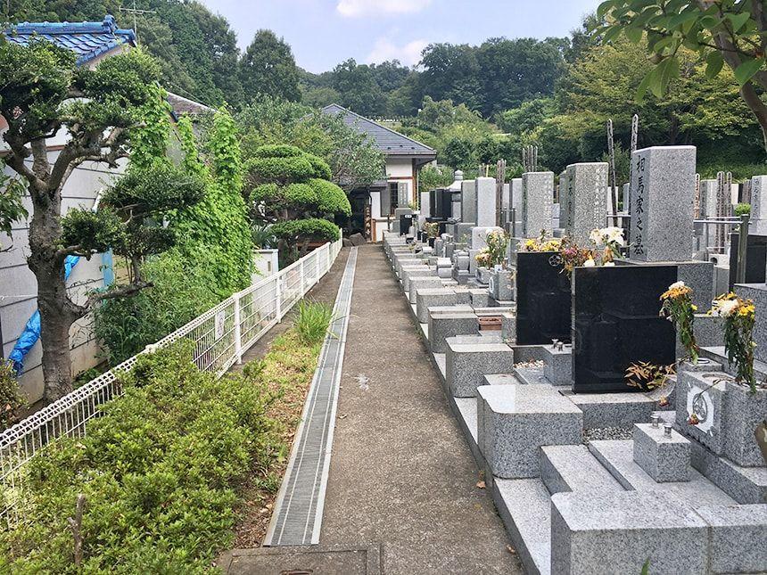 武蔵岡霊園8