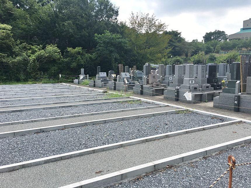武蔵岡霊園12
