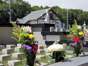 船橋メルヘンパーク 樹木葬墓地「こころの樹」_7830