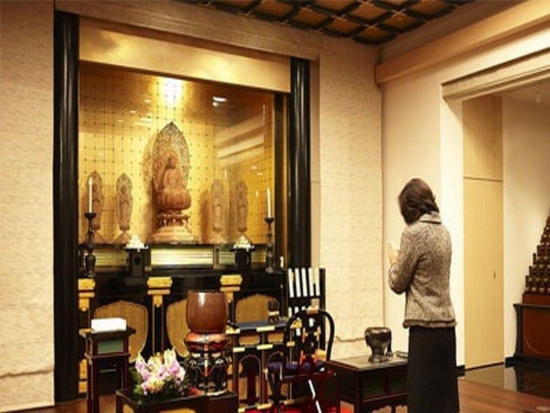 日蓮宗 常在寺