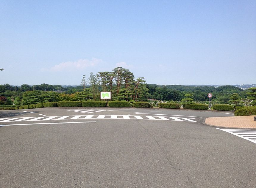 東京霊園5