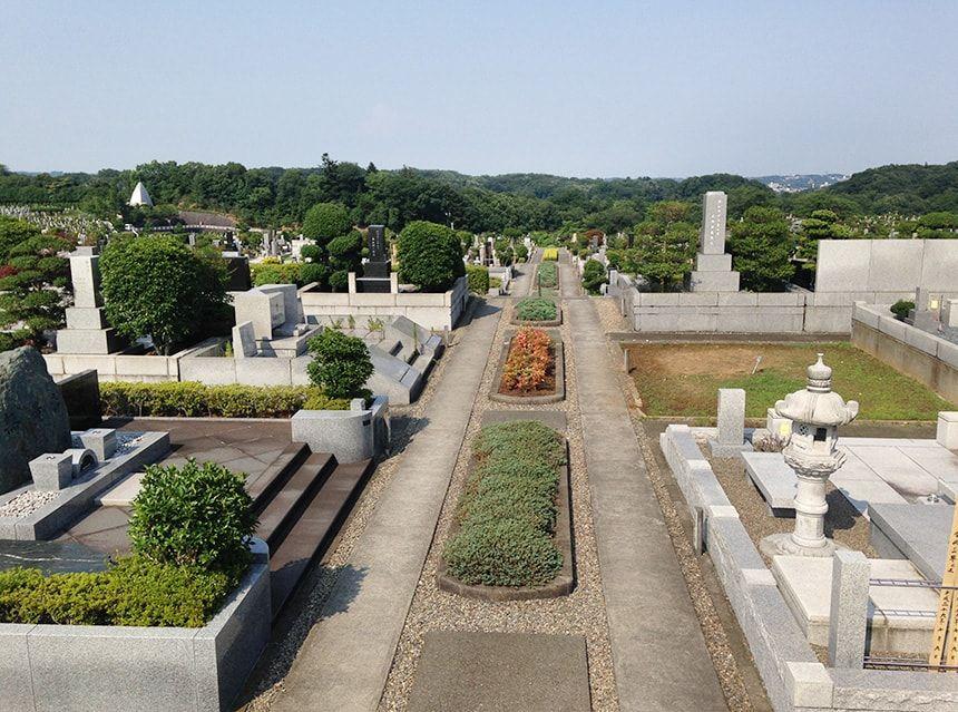 東京霊園8