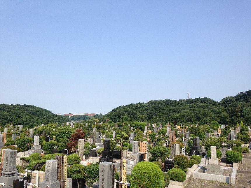 東京霊園10