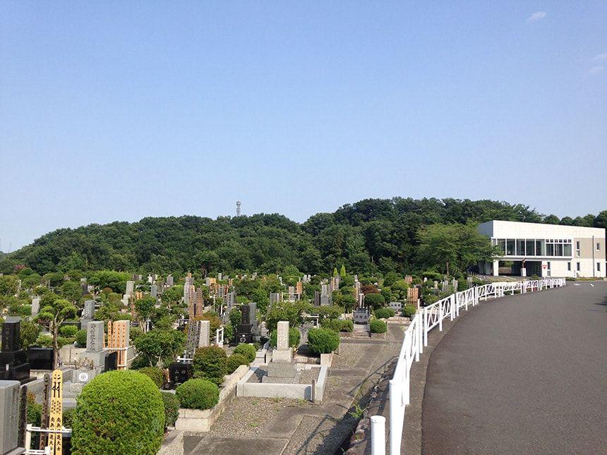 東京霊園11