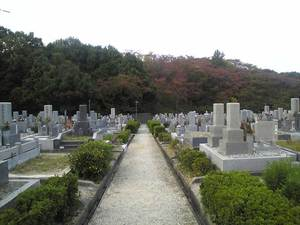 大阪狭山市 西山霊園_8104