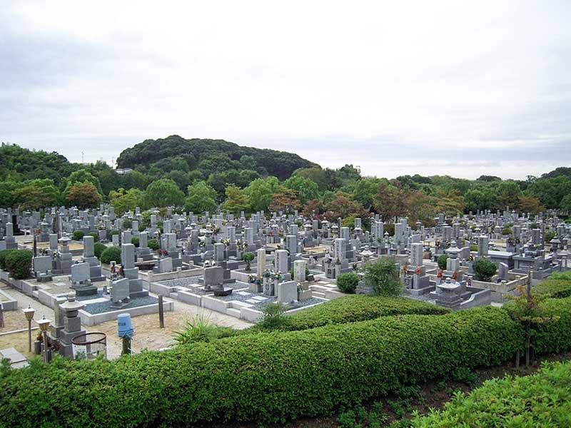 堺市営 堺市霊園(堺公園墓地)_8126