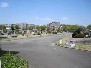 大阪市設 服部霊園_8161