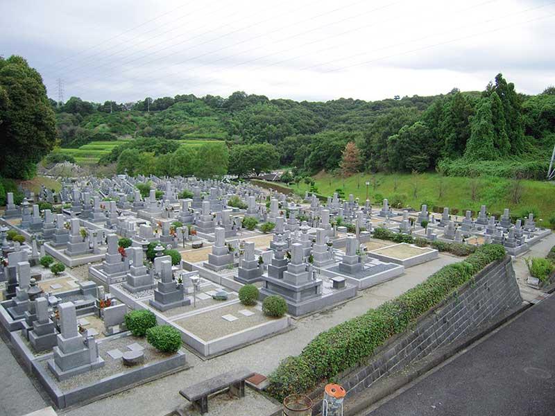 堺市営 堺市霊園(堺公園墓地)_8173