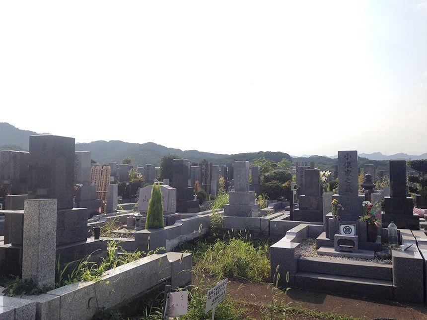 第二南多摩霊園11